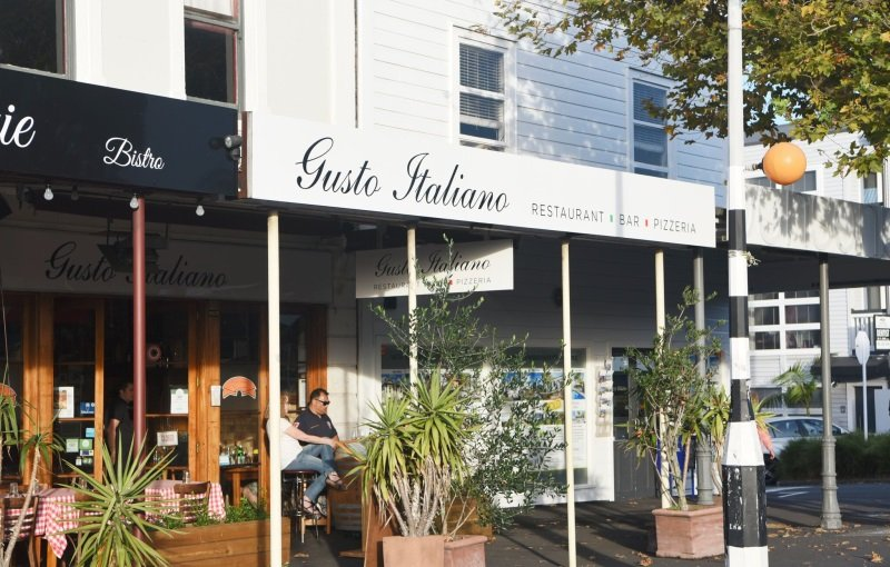 Gusto Italiano in the heart of Ponsonby
