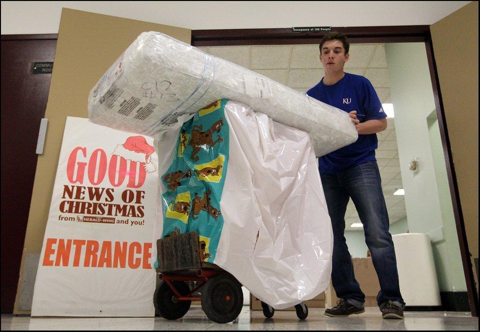 Donate Gifts Good News of Christmas