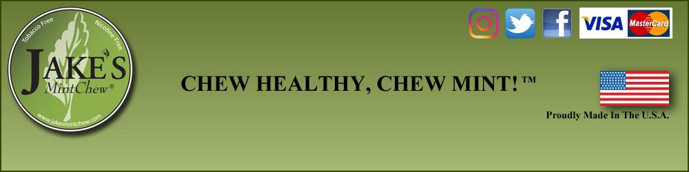 Jake's Mint Chew - Mobile Site