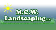MCW Landscaping logo