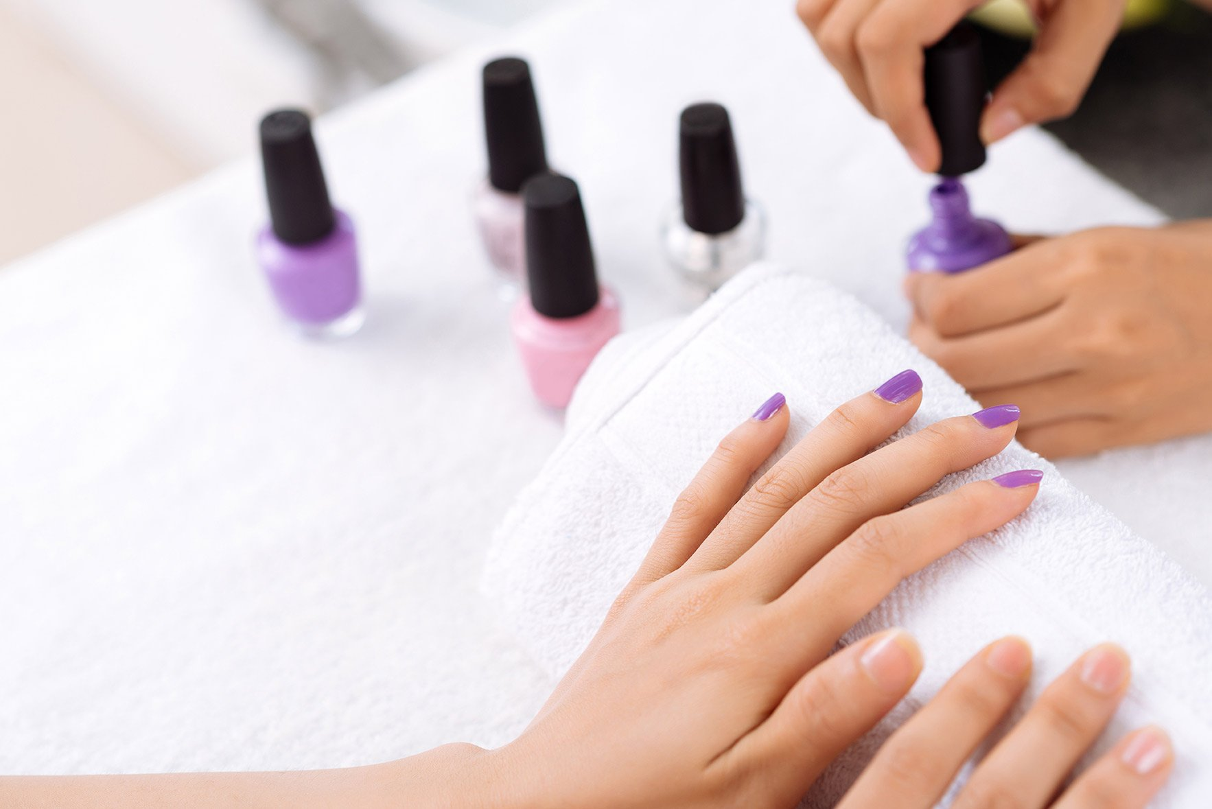 Manicure Your Nails Like A Professional