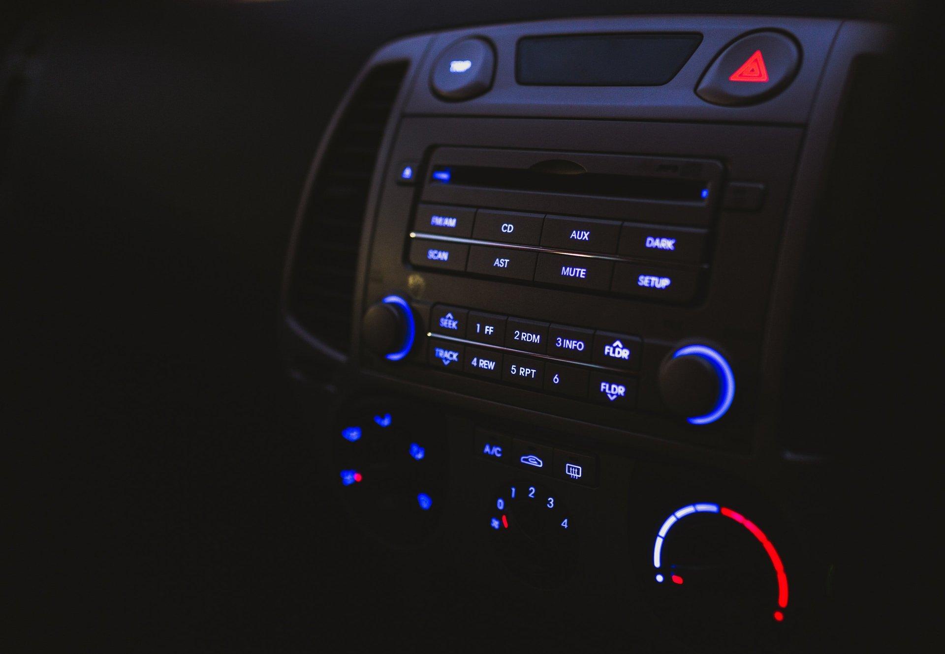 radio auto - stereo auto
