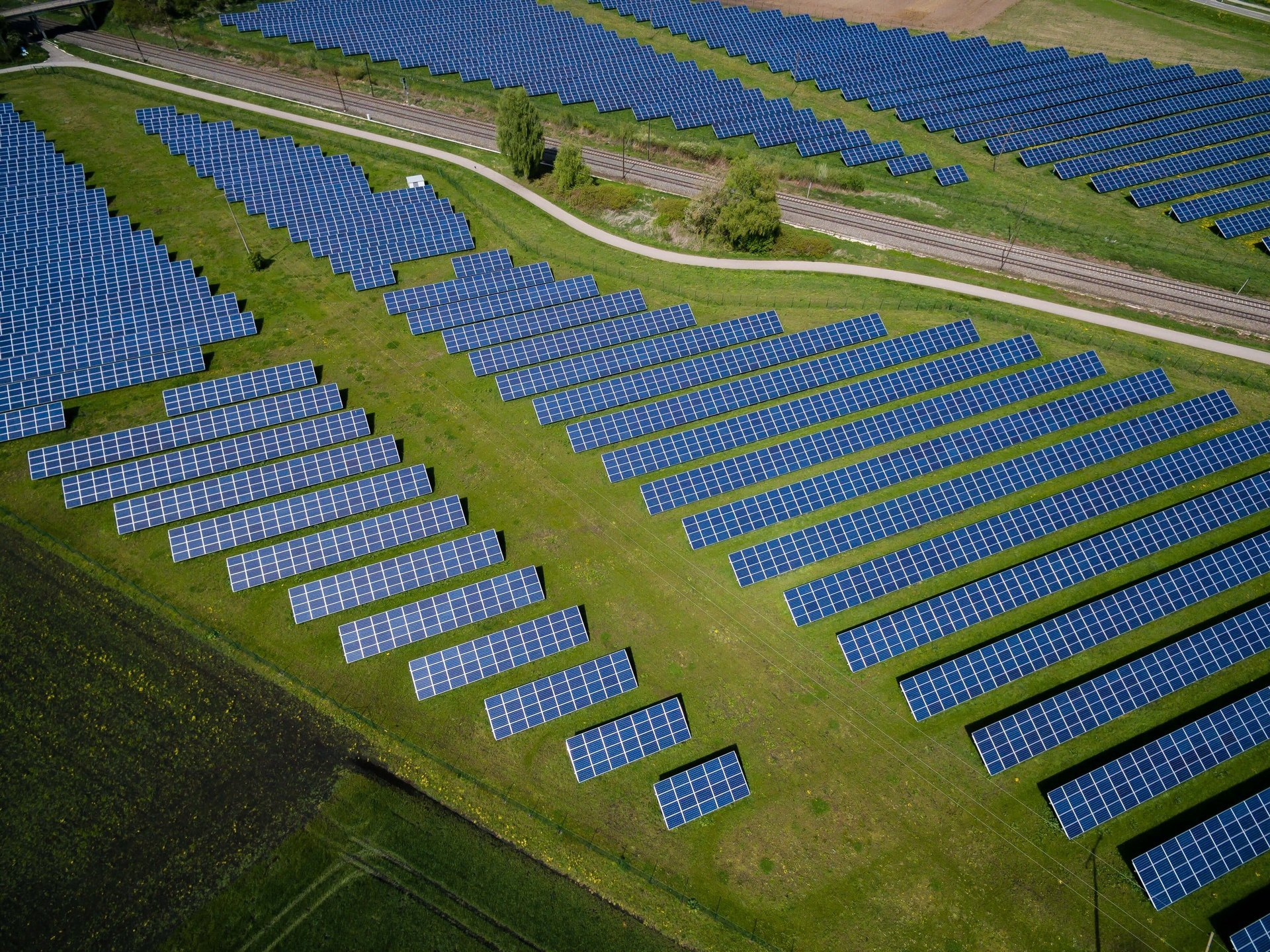 UK Solar Farm Broker Grid Utility
