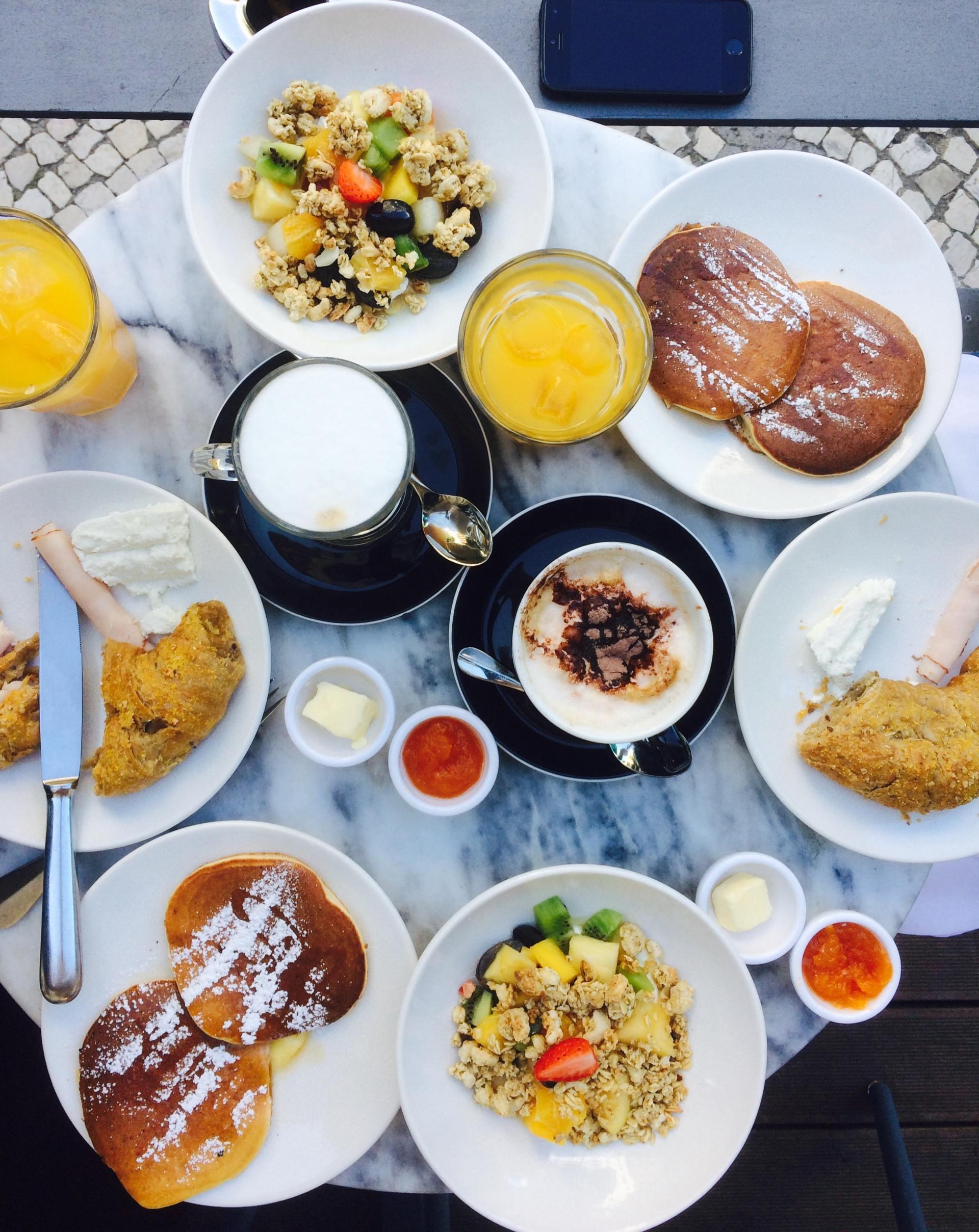 Corporate Breakfast Ideas