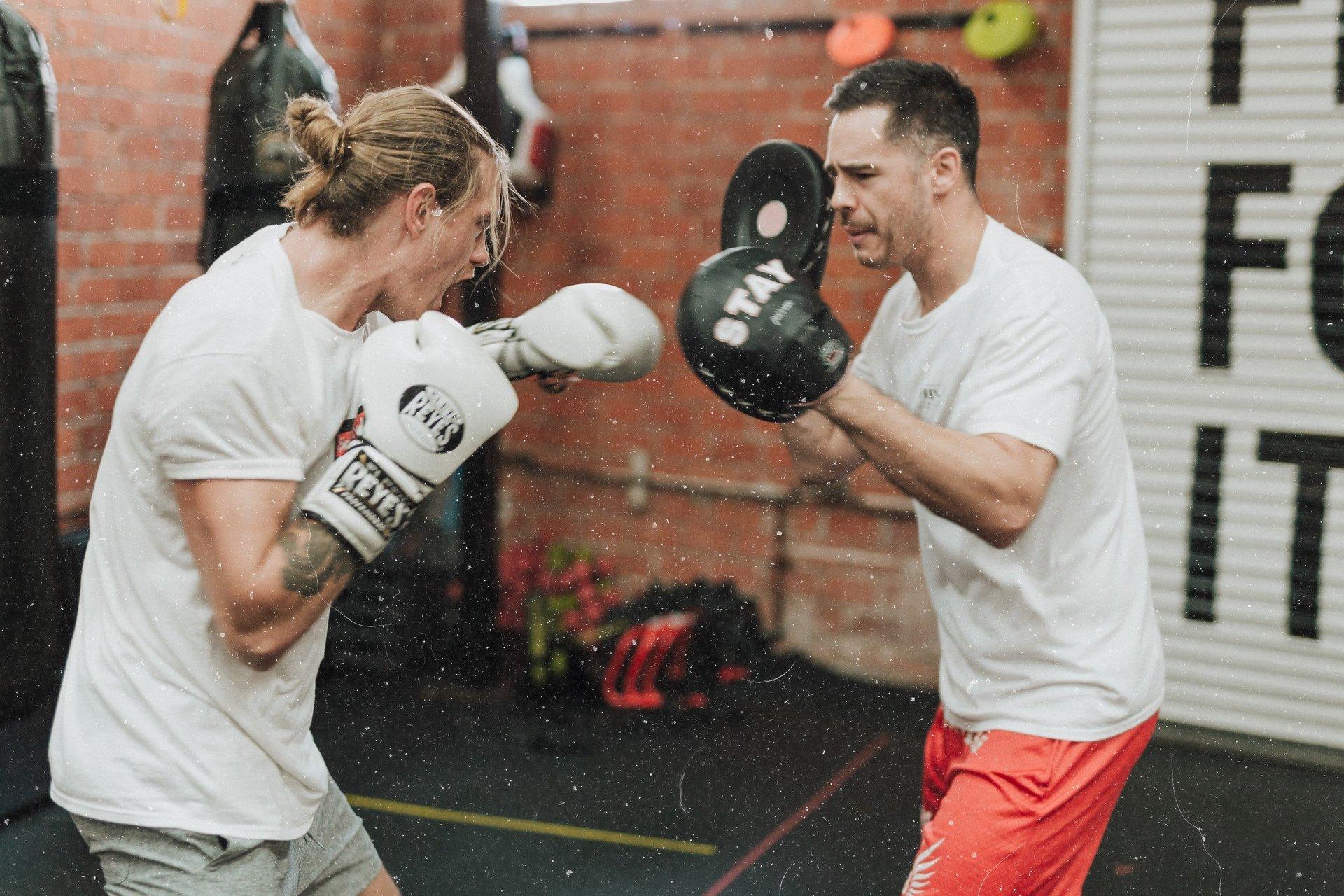 Op deze 6 manieren helpt boksen jou bij het verbeteren van je mentale gezondheid forecast