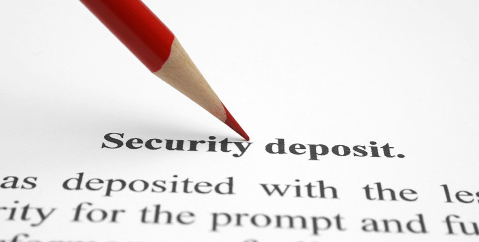 Security Deposit Funds - New Tremont Apartments
