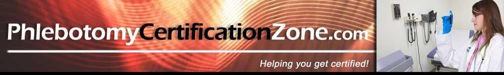 Phlebotomy Certification Zone