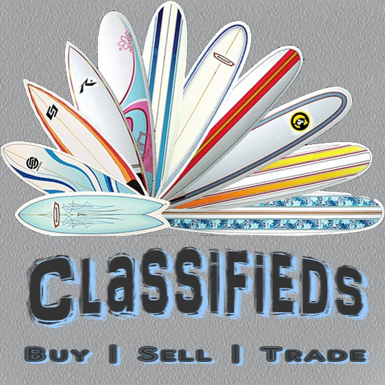 Classifieds for Surfers