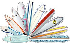 All Surfboards