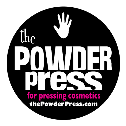 The Powder Press Cosmetic Pressing Tool