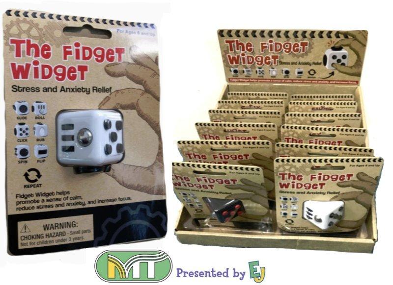 Fidget Widget  Master Toys and TMA