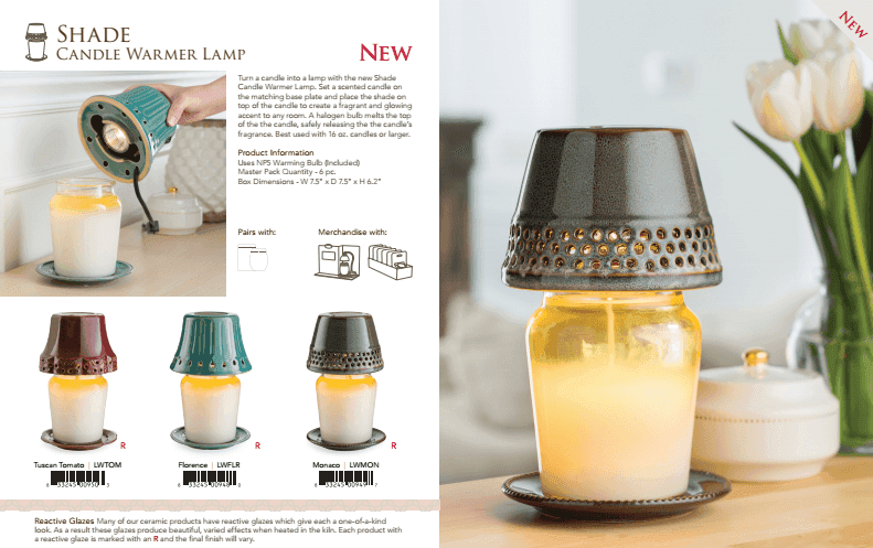 Perfect Candle Warmers  For The Rocky Mountain Retailer Via TMA