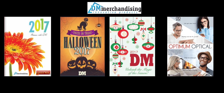 DM Merchandising Wholesale Catalogs Online