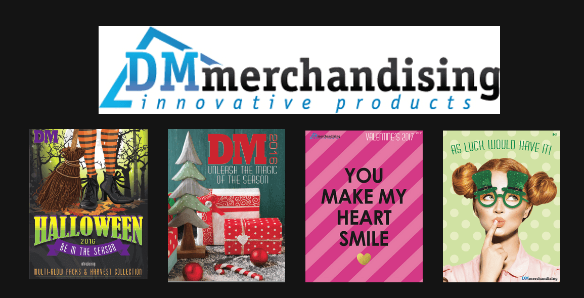 DM Merchandising at TMA