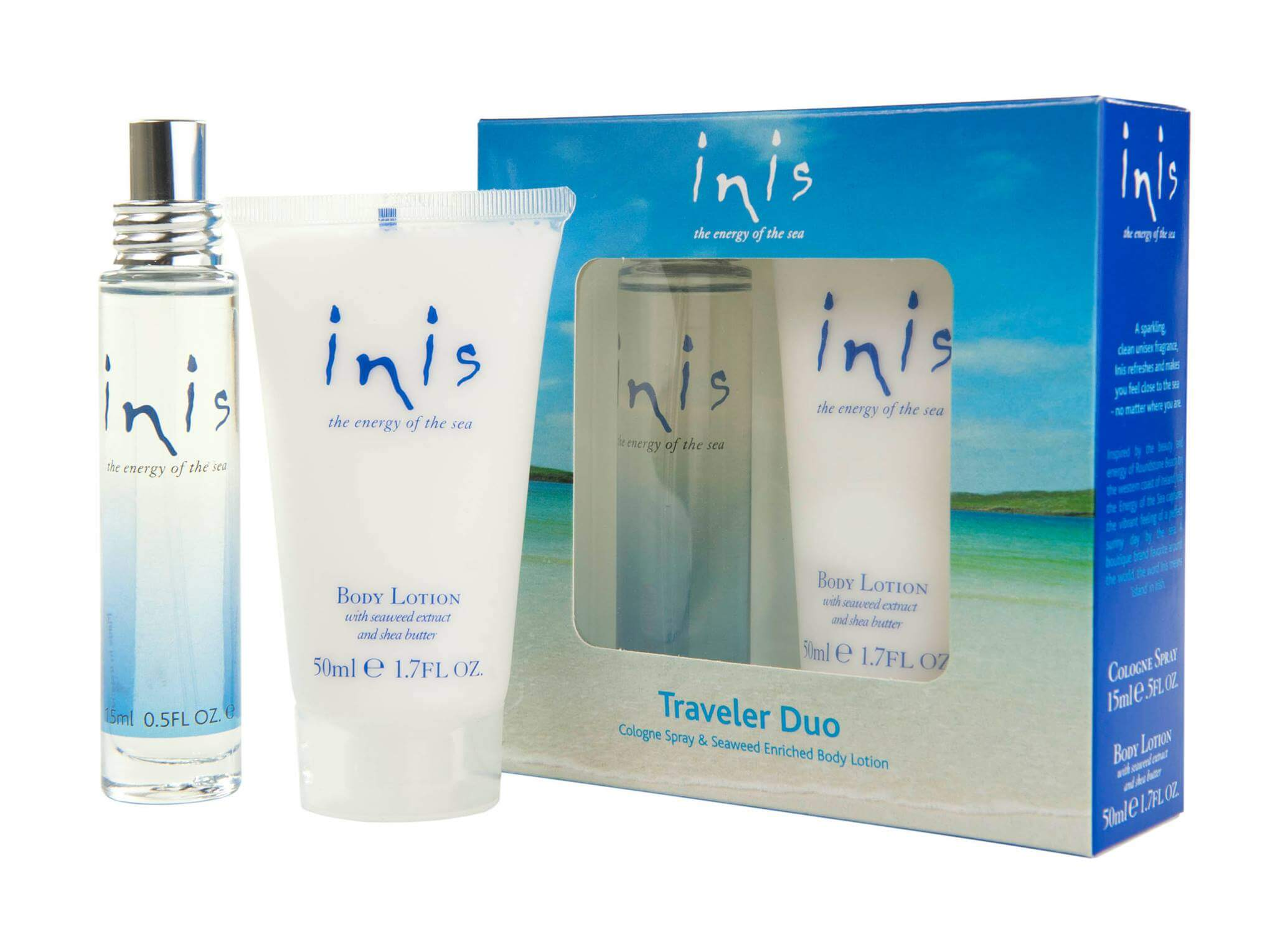 INIS - FRAGRANCES OF IRELAND at Terry Moore And Associates