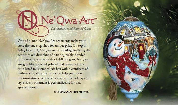 Ne' Qwa Art from Precious Moments