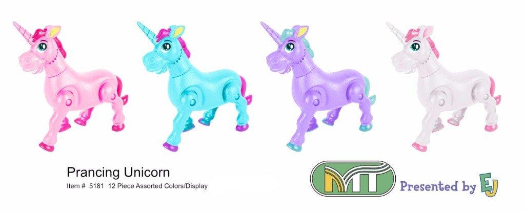 Master Toys Prancing Unicorn