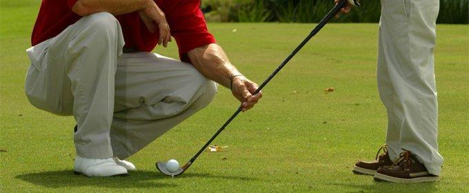 golf school vacations
